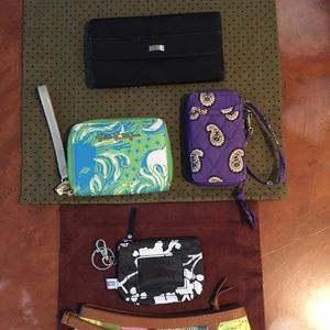 Wallet/Clutch Collection